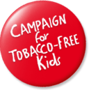 Logo Campaign for Tabacco-Free Kids